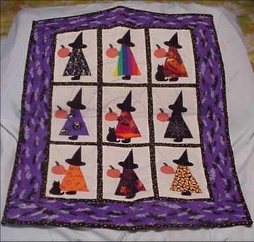 Halloween Sun-Bonnet Sue