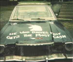 1979 Dodge Aries - Hood - Before
