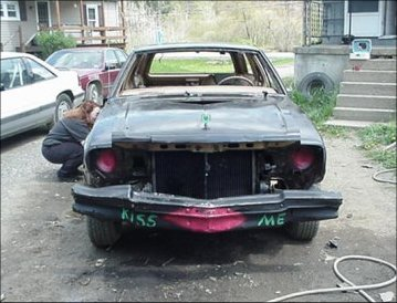 1983 AMC Eagle - Front