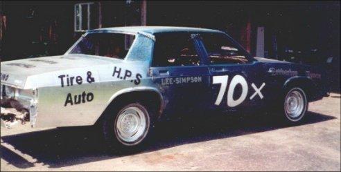 1984 Pontiac LaMans - Passenger