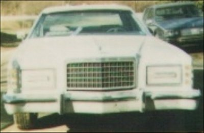 1976 Ford LTD - Front - Before