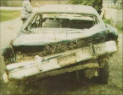 1976 Ford LTD - Rear - After