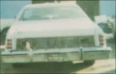 1976 Ford LTD - Rear - Before