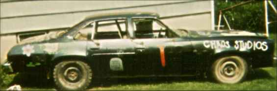 1975 Chevy Malibu - Passenger Side