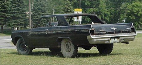 1963 Oldsmobile Starfire - Driver - Way Before