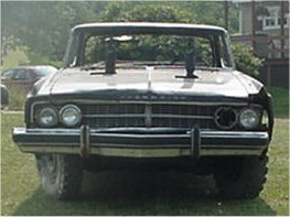 1963 Oldsmobile Starfire - Front - Way Before