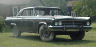 1963 Oldsmobile Starfire - Passenger - Way Before